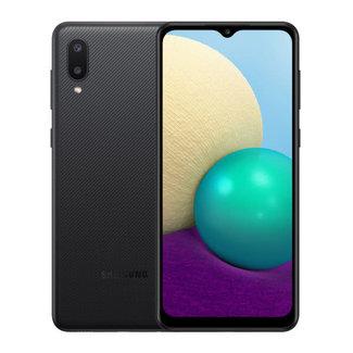 Samsung Samsung Galaxy A02 32GB Black SM-A022MZKJGTO