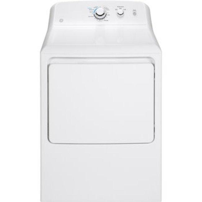 GE GE  Electric Dryer White  GTD33EASKWW