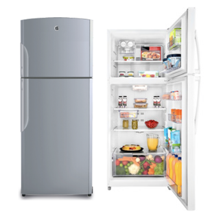 GE Refrigerator 18ft S.S RGSC051XRPX1
