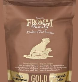 Fromm Fromm Dog Food - Weight Management Gold