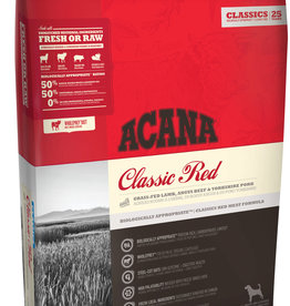 Champion Pet Foods Champion Acana All Canadian Dog Food - Classic Red 11.4 kg