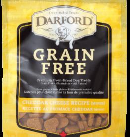 Darford Darford Grain Free Cheddar Cheese Minis 340g