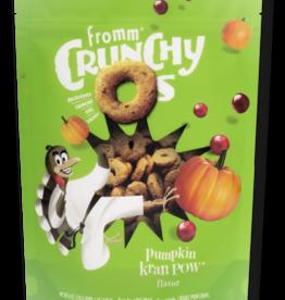 Fromm Fromm Crunchy o's  - Pumpkin Kran POW 6 oz