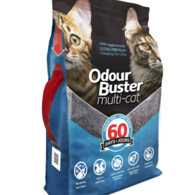 Odour Buster ECO-Sol.Odour Buster - Multi Cat - 12KG Bag