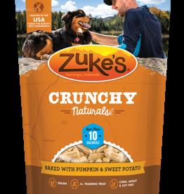 Zukes Zukes Crunchy Naturals 10s Baked with Pumpkin & Sweet Potato - 12 oz