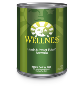Wellness Wellness Canned Dog Food - Lamb & Sweet Potato
