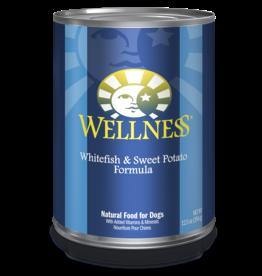 Wellness Wellness Canned Dog Food - Whitefish & Sweet Potato