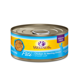 Wellness Wellness Canned Cat Food - Chicken & Herring