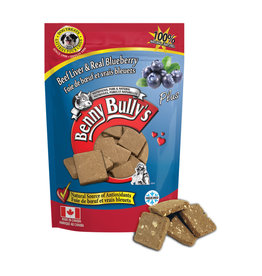 BENNY BULLY'S Beef Liver & Blueberry - 58gm
