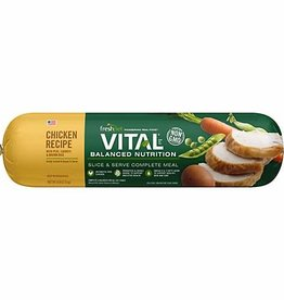 Freshpet VITAL Balanced - Adult Chicken, Veg, & Rice