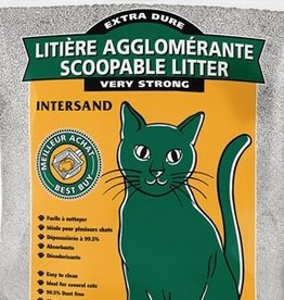 Intersand Intersand Extra-hard clumping Cat Litter