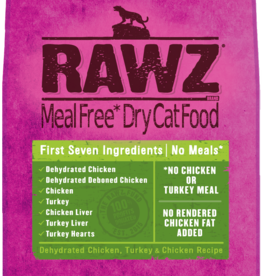 Rawz Rawz Dry Cat Food - Chicken & Turkey Recipe
