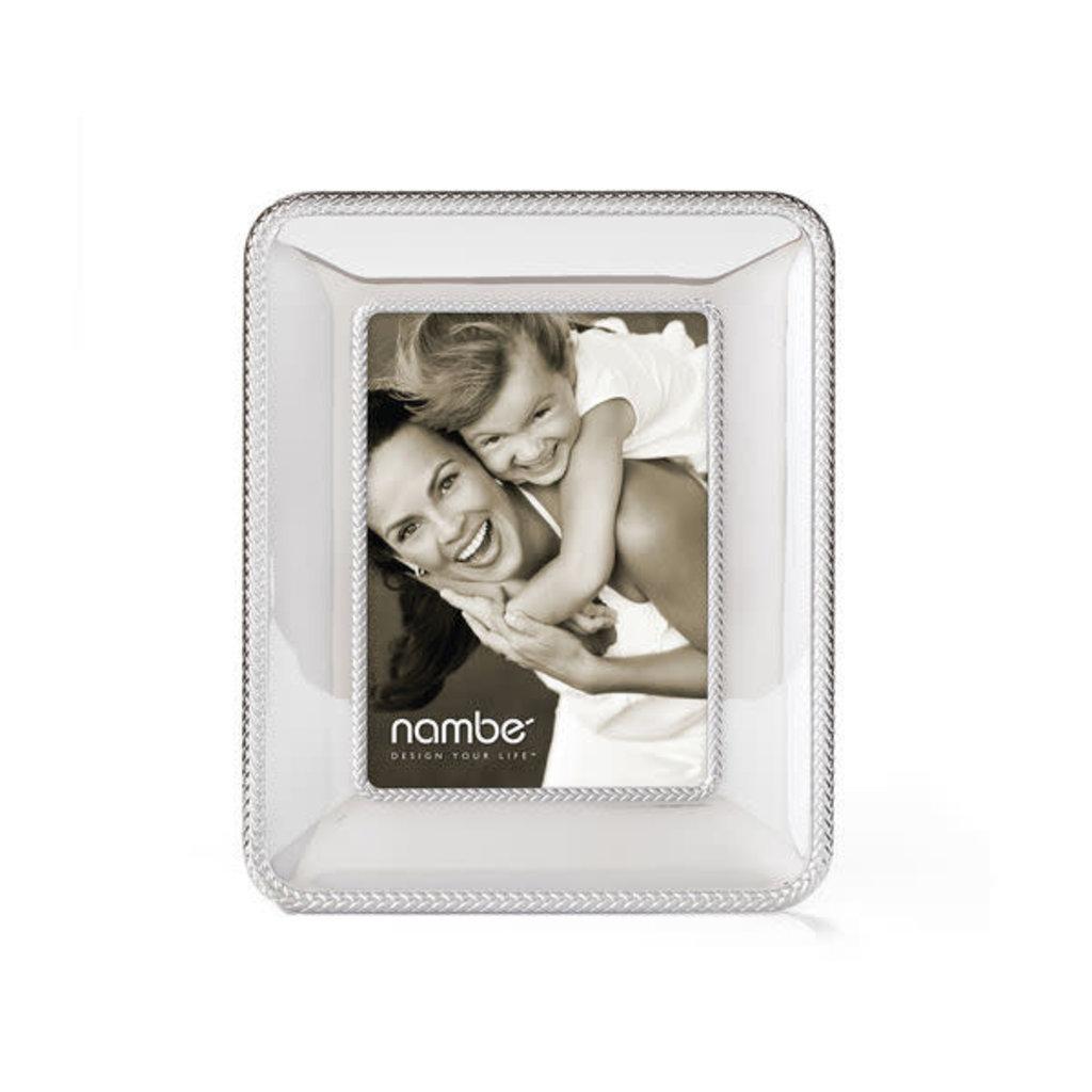 Nambe Nambe Braid Frame 5x7