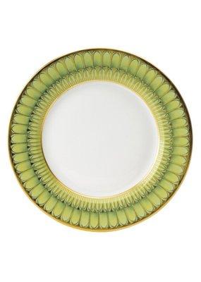 Deshoulieres Deshoulieres Arcades Dessert Plate - Green