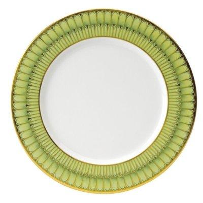 Deshoulieres Deshoulieres Arcades Dinner Plate- Green