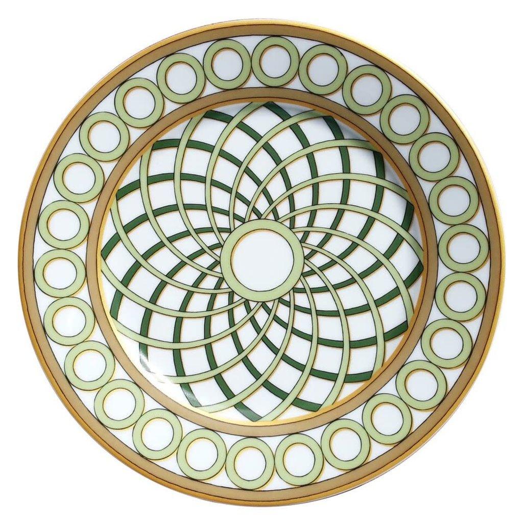 Royal Limoges Royal Limoges Jardin Francais Dessert Plate