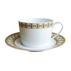 Royal Limoges Royal Limoges Jardin Francis Tea Saucer