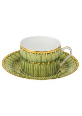 Deshoulieres Deshoulieres Arcades Tea Cup- Green