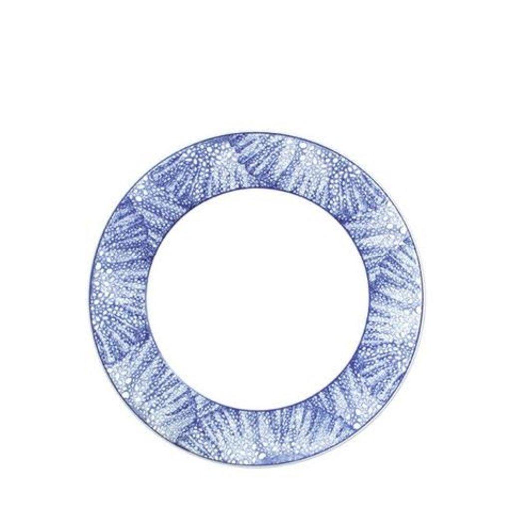 "Caskata Caskata Sea Fan 8.5"" Salad Plate Single"
