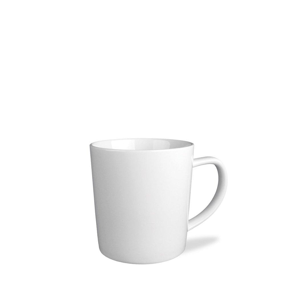 Caskata Caskata Spring  Wide Mug - White