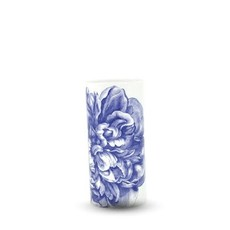 "Caskata Caskata Peony Blue  6"" Bud Vase"