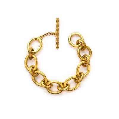 Julie Vos Julie Vos Siena Link Bracelet - Gold