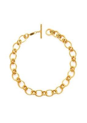 Julie Vos Julie Vos Siena Link Necklace