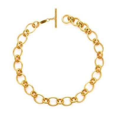 Julie Vos **disc** Julie Vos Siena Link Necklace