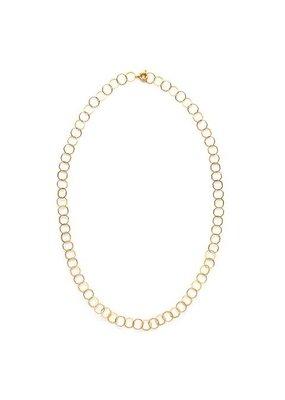 Julie Vos Julie Vos Octagonal Link Necklace