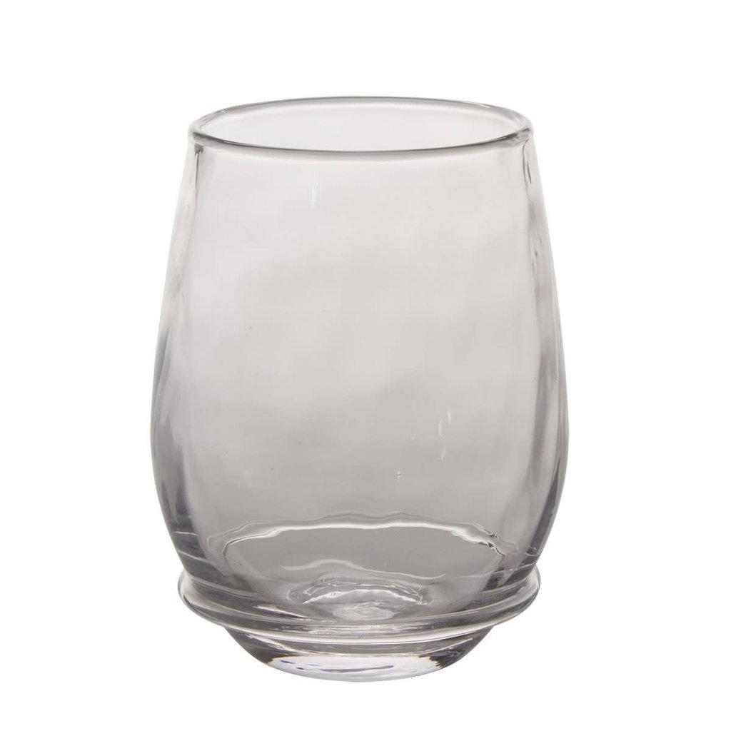 Juliska Juliska Carine Stemless White Wine Glass