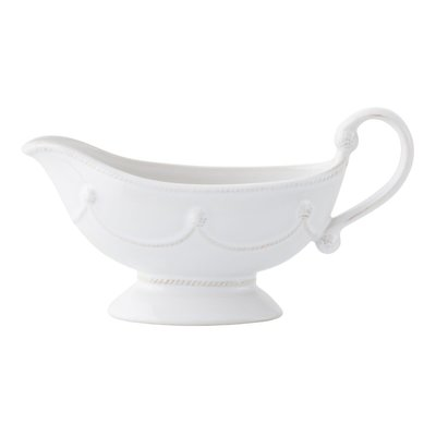 Juliska Juliska Berry & Thread Whitewash Sauce Boat