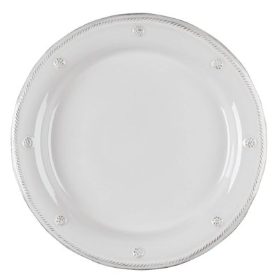 Juliska Juliska Berry & Thread Whitewash Dinner Plate