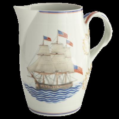 Mottahedeh Mottahedeh American Ship Cider Jug