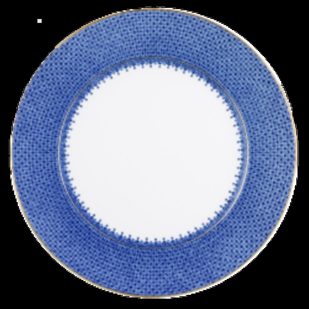 Mottahedeh Mottahedeh Blue Lace Service Plate
