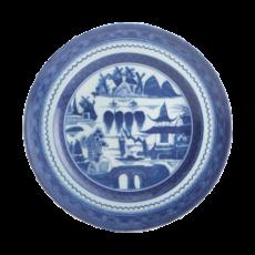 Mottahedeh Mottahedeh Blue Canton Dessert Plate