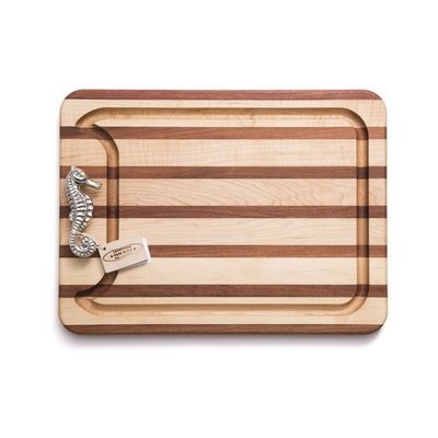 Soundview Millworks Soundview Millworks Small Single Handle App Board - Multi Stripe