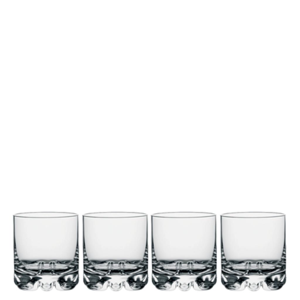 Orrefors Erik DOF Glass (Set of 4)