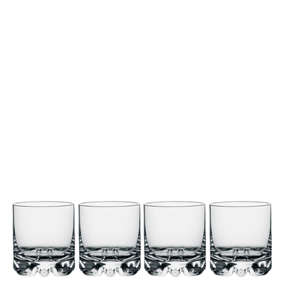 Orrefors Erik DOF Glass (Set of 4)