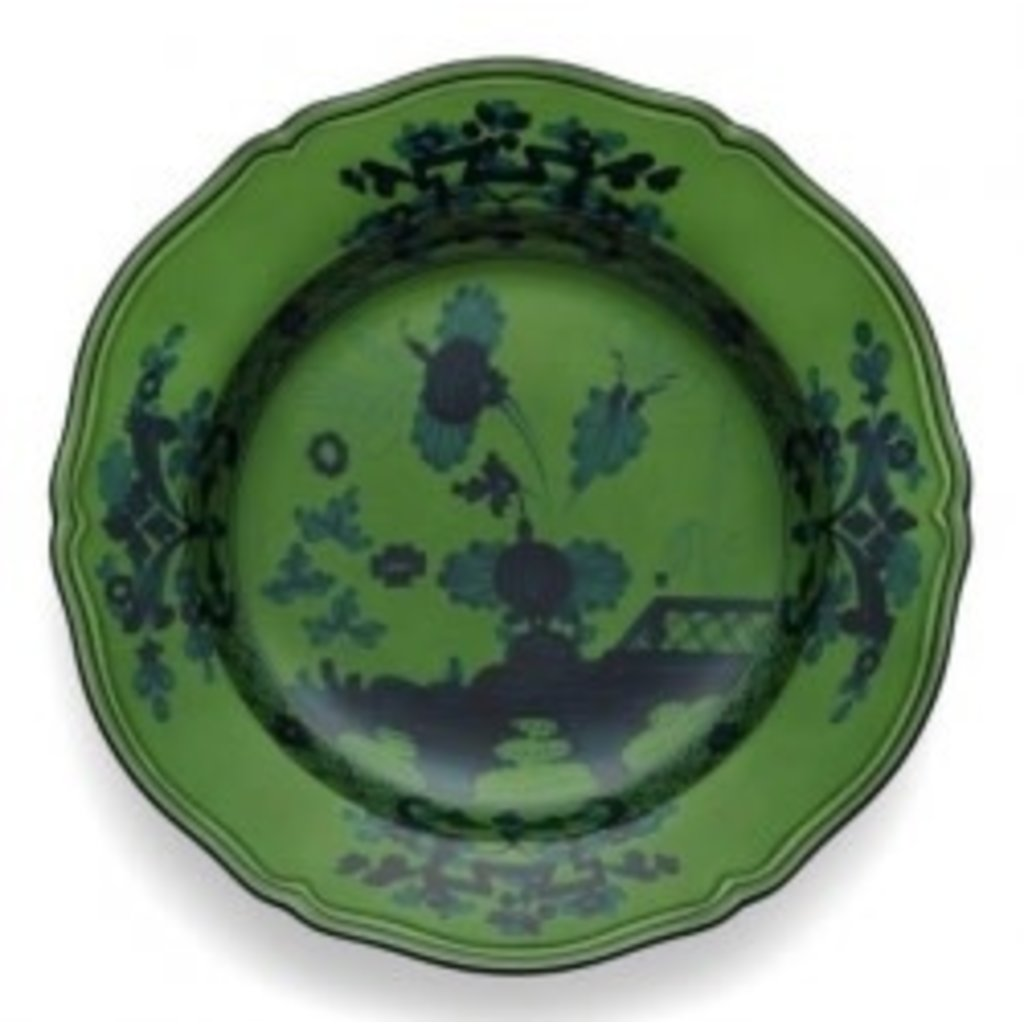 Richard Ginori Richard Ginori Oriente Italiano Dinner Plate Malachite
