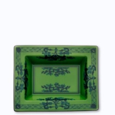 Richard Ginori Richard Ginori Oriente Italiano Vide Poche 6x9 Malachite