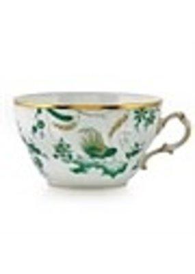 Richard Ginori Richard Ginori Oro di Doccia Tea Cup Green
