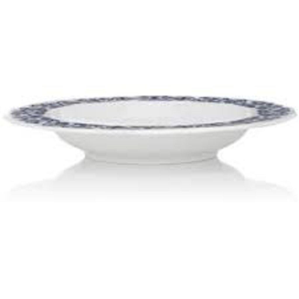Richard Ginori Richard Ginori Palmette Soup Aqua