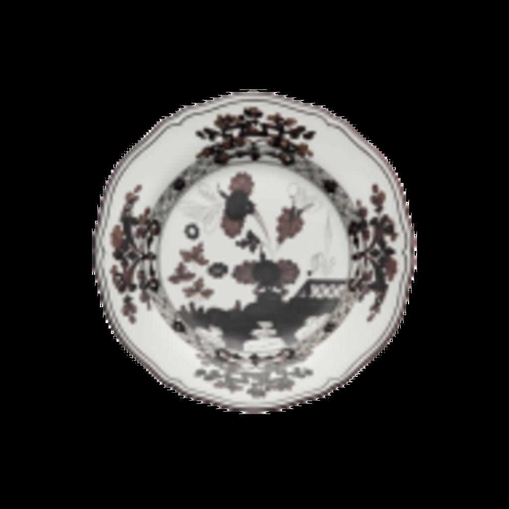 """Richard Ginori Richard Ginori Oriente Italiano Flat Dessert Plate 8.25"""" Albus"""
