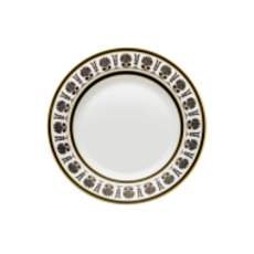 Richard Ginori Richard Ginori Palmette Dessert Plate - Nero