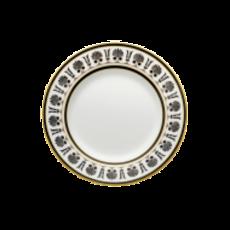 Richard Ginori Richard Ginori Palmette Dinner Plate - Nero