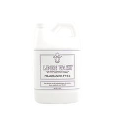 LeBlanc Linen Wash - Fragrance Free 64oz