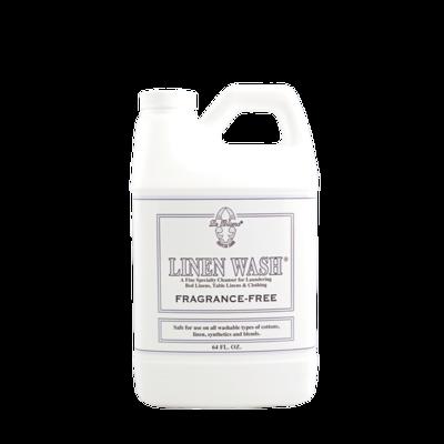 Linen Wash - Fragrance Free 64oz