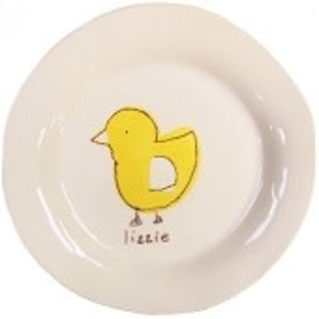 Alex Marshall Alex Marshall White Duck Plate