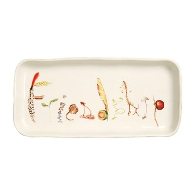 "Juliska Juliska Forest Walk ""Friendship"" Tray"