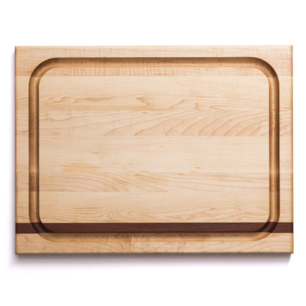 Soundview Millworks Soundview Millworks Medium Carving Board Single Stripe